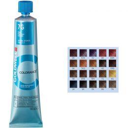 Goldwell Colorance Tube met Kleurkaart