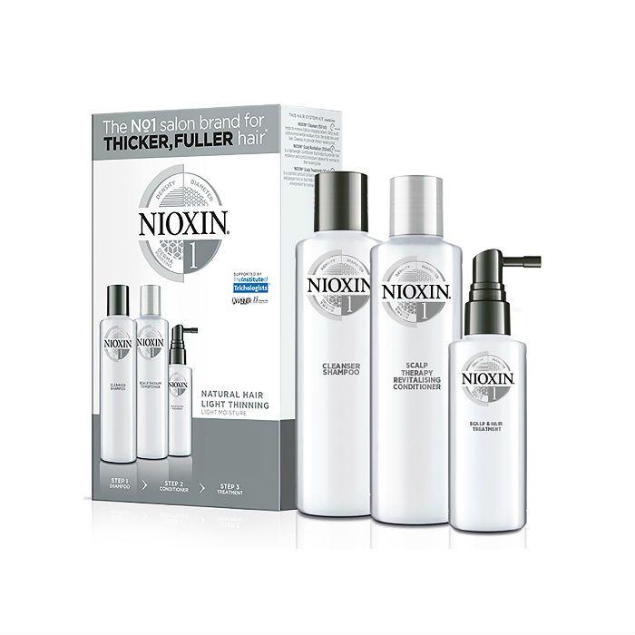 Nioxin Trial Kit Systeem 1