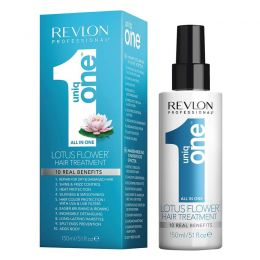 Revlon Uniq One All in One Hair Treatment Lotus Flower