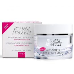 Rio Rosa Mosqueta Anti-Aging Dag- en Nachtcrème