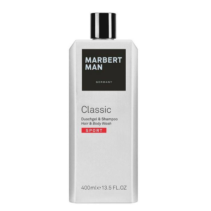 Marbert Man Classic Sport Hair & Body wash