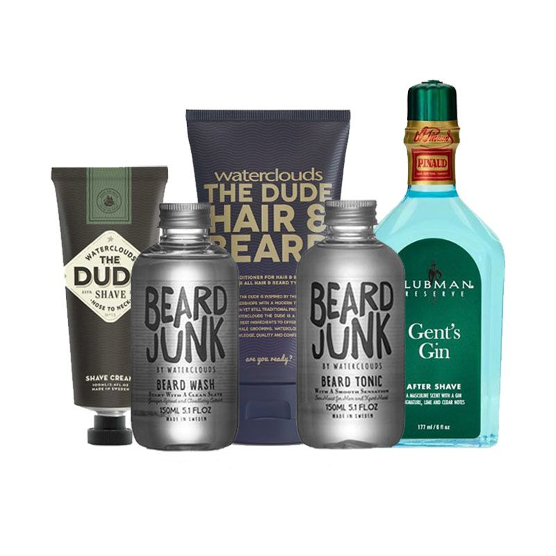 The Daddy Beard Set