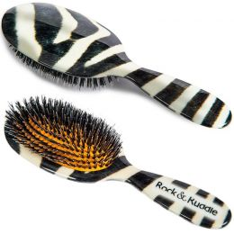 Rock & Ruddle Haarborstel Zebra