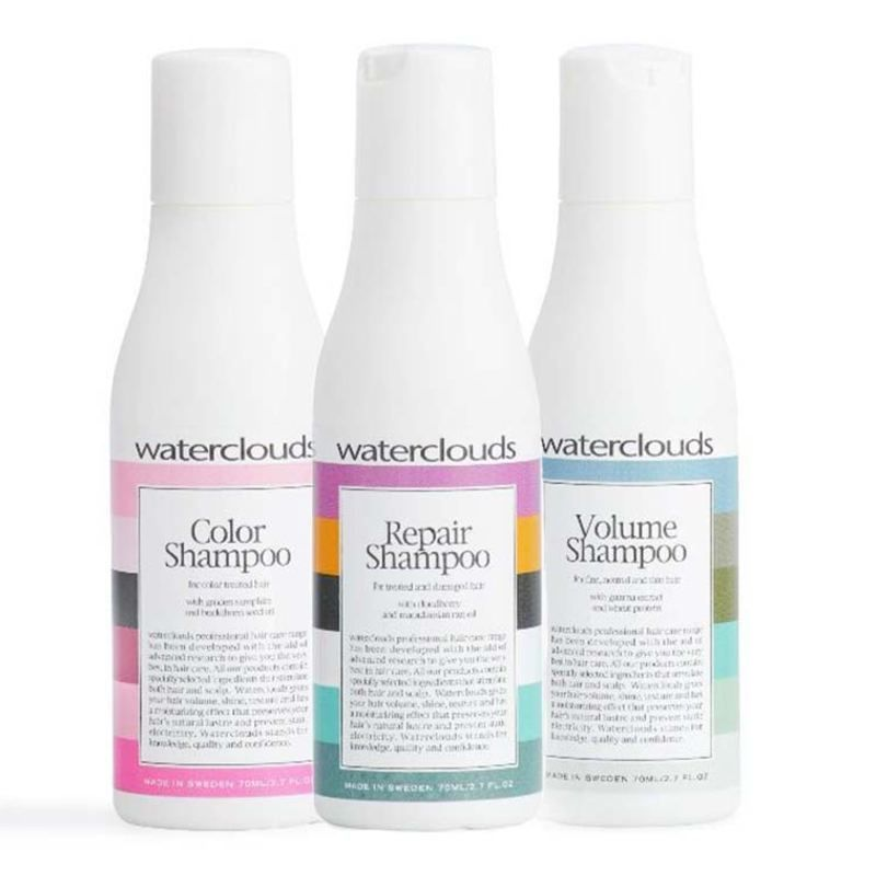 Waterclouds Shampoo Try-Out Set