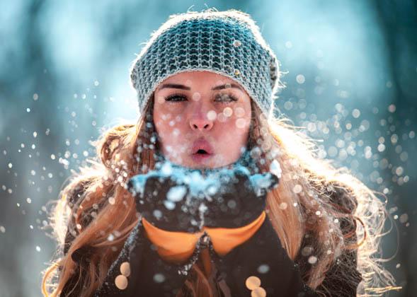 6x Winter beauty tips voor droge huid en droog haar