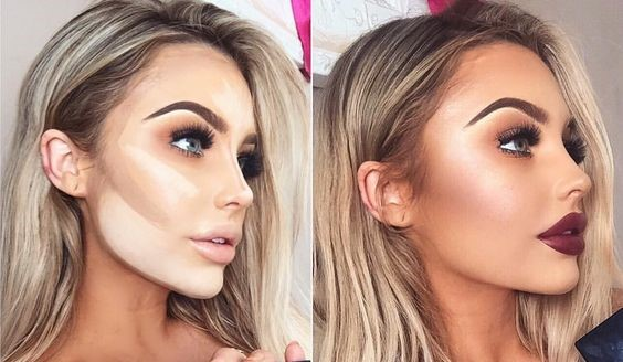Word een contour/highlight queen!