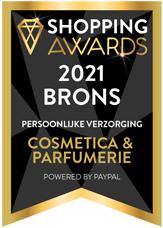 shopping awards winnaar persoonlijke verzorging