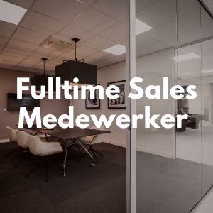 Fulltime Sales