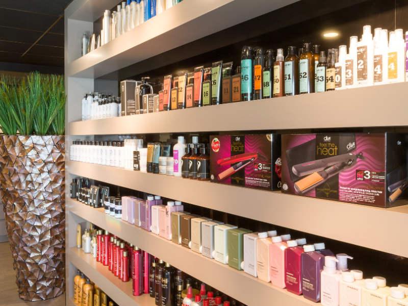 Haarstudio winkel