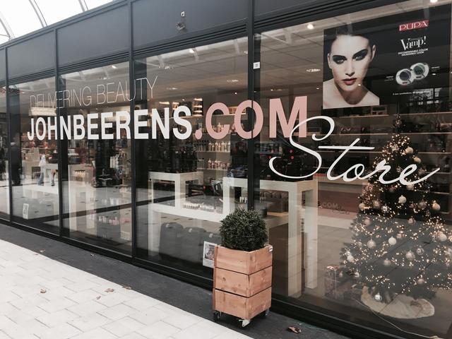 JohnBeerens.com Store Tilburg Centrum